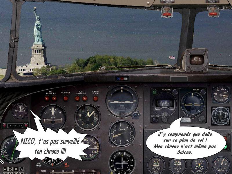 Compte rendu du vol du vol réseau du 13/05/2016 - Vol en DC3 AV5