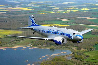 Compte rendu du vol du vol réseau du 13/05/2016 - Vol en DC3 AV7