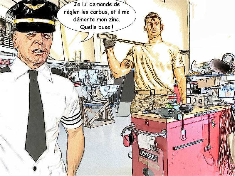A la découverte des Petits aéroports ou aérodromes d'Europe Micklin2